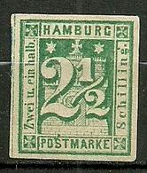 Hamburg, Nr. 9, (*) - Hamburg