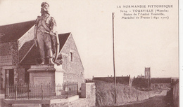 Tourville/50/ Statue De L'Amiral.../ Réf:fm750 - France