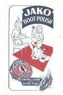Buvard JAKO BOOT POLISH Crème De Luxe Pour Cuirs Fins - Shoes