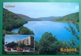 City Of GJILAN (GNJILANE), Multiview, Center, Lake Kosovo (Serbia) New Postcards - Kosovo