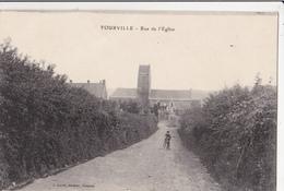 Tourville/50/ Rue De L'église/ Réf:fm752 - France