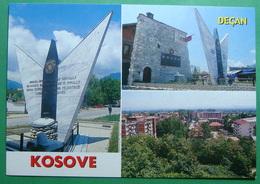 City Of DECANE, Multiview, Kosovo (Serbia) New Postcards - Kosovo