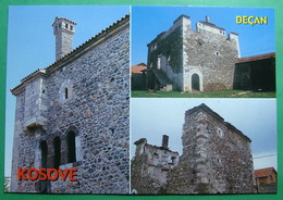 City Of DECANE, Multiview,, Old House, Kosovo (Serbia) New Postcards - Kosovo
