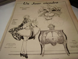 ANCIENNE PUBLICITE POUDRE EXTRAIT EAU LOTION DE ARYS 1919 - Parfums & Beauté