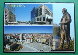 Capital City PRISTINA, Multiview, Kosovo (Serbia) New Postcards - Kosovo