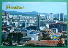 Capital City PRISTINA, View, Kosovo (Serbia) New Postcards - Kosovo