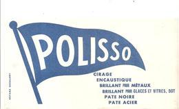 Buvard POLISSO Cirage, Encaustique, Brillant Pour Métaux ..... - Wash & Clean
