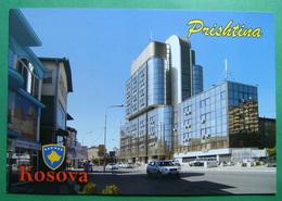 Capital City PRISTINA, View, Kosovo (Serbia) New Postcards. - Kosovo