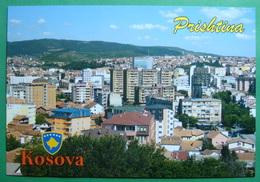 Capital City PRISTINA, General View, Kosovo (Serbia) New Postcards. - Kosovo
