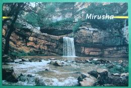 Waterfall Of MIRUSHA, Kosovo (Serbia) New Postcards. - Kosovo