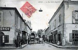 Setif. La Rue Saint-Augustin - Setif