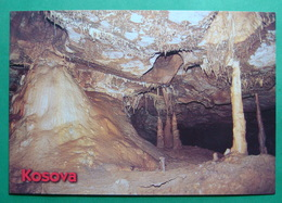 Cave Of GADIMLJE Near LIPLJAN, Kosovo (Serbia) New Postcards. - Kosovo