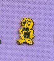 Rare Pins Banque Credit Lyonnais Zamac I329 - Banques