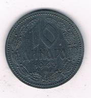 10 DINAR 1943 SERVIE /6585/ - Serbie