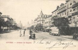 ANVERS   Avenue De Keyser   1903 - Belgique