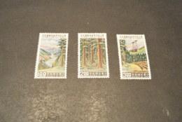 K16472 - Set MNh China 1960 - Forestry Congres - Ongebruikt