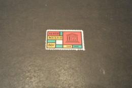 K16687 -set And Stamp  MNH Mexico   -  1966 - Unesco -  ONU - UNESCO