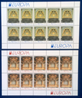 Vaticano 2014 Sass. 1660/61 Minifogli Da 10 **/MNH VF - Blocks & Sheetlets & Panes
