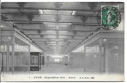 LYON - Exposition 1914 - Soierie - Lyon