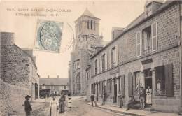 35 - Ille Et Vilaine  / 351181 - Saint Etienne En Coglès - Entrée Du Bourg - Other Municipalities