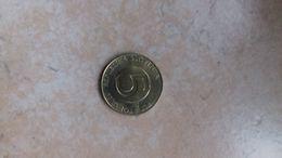 SLOVENIA- MONETE LOTTO 1- PEZZI N.1-1994 - Slovenia