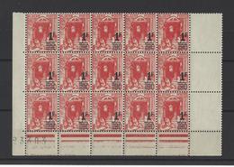 ALGERIE . YT  158  Neuf **  Timbres Surchargés  1939 - Algerije (1924-1962)