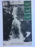 LORMES - La Cascade Du Reservoir - 1918 - Lormes