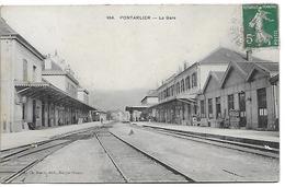 PONTARLIER - La Gare - Pontarlier