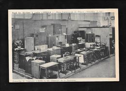 """Cpa..Nantes..(L.-Inf. )..foire Commerciale De L'ouest..stand Des Machines A Coudre """"STELLA""""...1948 - Nantes"""