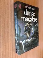 J'AI LU S.F. N° 1355   Danse Macabre   Stephen KING   411 Pages - 1982 Tbe - J'ai Lu