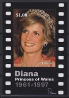2345 - Princess DIANA  Princess Of Wales 1961 / 97 LIBERIA - Royalties, Royals