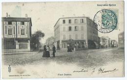 Ivry Sur Seine Place Danton - Ivry Sur Seine