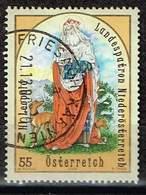 Österreich 2009, Michel# 2841 O Schutzpatrone:St Leopold, Patron Of Lower Austria - 1945-.... 2nd Republic