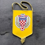 Flag (Pennant / Banderín) ZA000220 - Football (Soccer / Calcio) Croatia Darda - Apparel, Souvenirs & Other