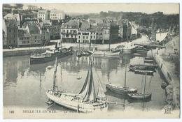 Belle Ile En Mer Le Palais Le Port - Belle Ile En Mer