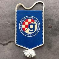 Flag (Pennant / Banderín) ZA000236 - Football (Soccer / Calcio) Croatia Grabovac - Habillement, Souvenirs & Autres