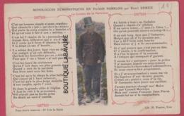 14 - Monologues Humoristiques En Patois Normand Par Henri ERMICE--Le Custos De La Paroisse - Personen