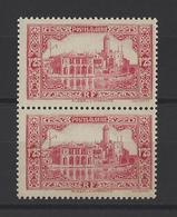 ALGERIE . YT  140  Neuf **  L'Amirauté à Alger 1936-37 - Algérie (1924-1962)
