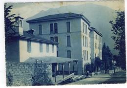 BRESCIA BOARIO TERME CHIESINA E GRANDE ALBERGO TERME FG VG - Brescia