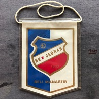 Flag (Pennant / Banderín) ZA000254 - Football (Soccer / Calcio) Croatia Jadran Beli Manastir - Apparel, Souvenirs & Other