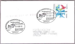 EXPO 2000 HANNOVER. - 2000 – Hannover (Alemania)