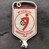 Flag (Pennant / Banderín) ZA000263 - Football (Soccer / Calcio) Croatia Jedinstvo Branjin Vrh - Apparel, Souvenirs & Other
