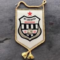 Flag (Pennant / Banderín) ZA000268 - Football (Soccer / Calcio) Croatia Lastavica Brestovac - Habillement, Souvenirs & Autres