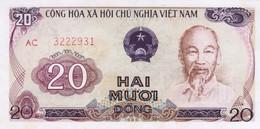 Vietnam - Pick 94 - 20 Dong 1985 - AUnc - Vietnam