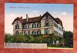 Muehlacker, Bezirkskrankenhaus, EF Adler, Nach Rottenburg 1924 (58403) - Mühlacker