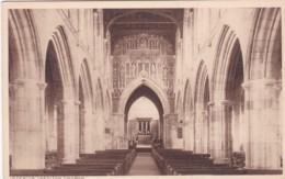 CREDITON CHURCH INTERIOR - Other