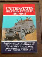 Boek  Military Vehicles  1941 - 1945 - Autres