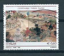 2006 Italy Targa Florio Used/gebruikt/oblitere - 6. 1946-.. Republic