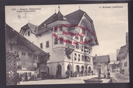 P1113 - SAANEN Hotel Kranichhof - Suisse Berne - BE Berne