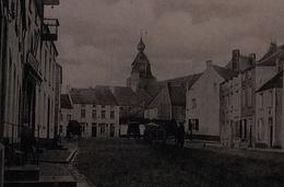 Merbes-le-Château  La Grand'place - Merbes-le-Château